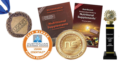 iBuyuBuy USANA Essential Awards